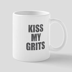 Kiss My Grits Mugs