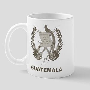 Vintage Guatemala Mug