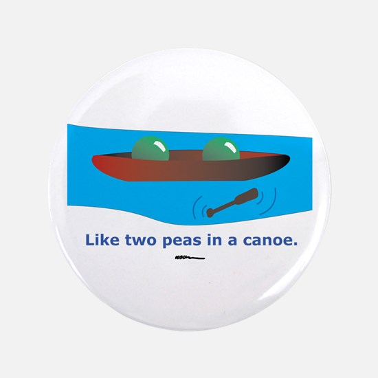 "in a Canoe 3.5"" Button"