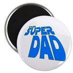 The Super Dad Magnet