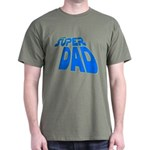 The Super Dad Dark T-Shirt