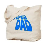 The Super Dad Tote Bag
