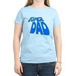 The Super Dad Women's Light T-Shirt