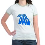 The Super Dad Jr. Ringer T-Shirt