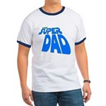 The Super Dad Ringer T