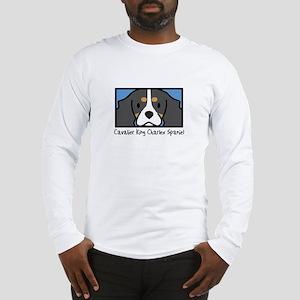 Anime Tri Cavalier Long Sleeve T-Shirt