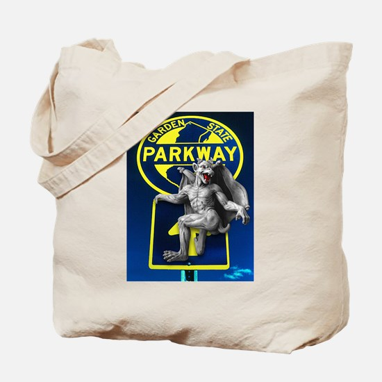N.J. GS PARKWAY DEVIL, Tote Bag