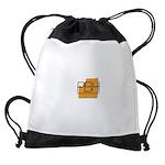 logo 1 Drawstring Bag