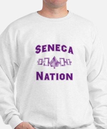 Hiawatha Seneca Nation Sweatshirt