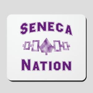 Hiawatha Seneca Nation Mousepad