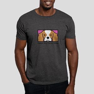 Anime Blenheim Cavalier Dark T-Shirt