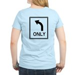 Right Wingnuts Must Exit Women's Light T-Shir