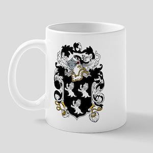Randall Family Crest Mug