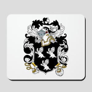 Randall Family Crest Mousepad