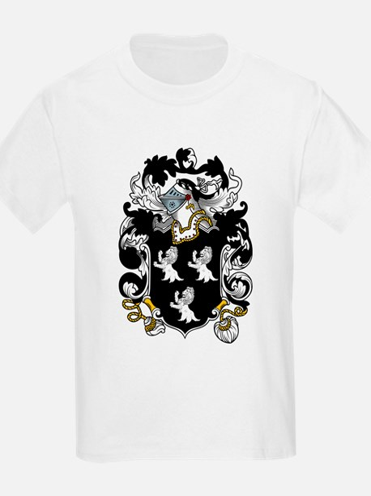Randall Family Crest Kids T-Shirt