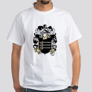 Rawlins Family Crest White T-Shirt