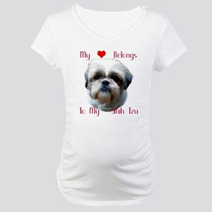 Shih 1 Maternity T-Shirt