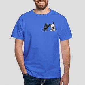 Skye Terrier Pocket Duo Dark T-Shirt