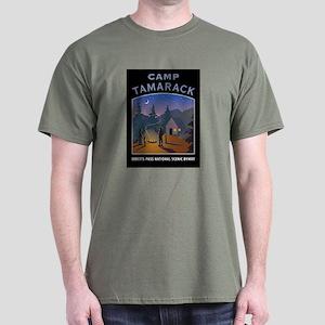 Camp Tamarack - Dark T-Shirt