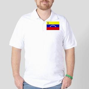 Venezuela 7 stars Golf Shirt