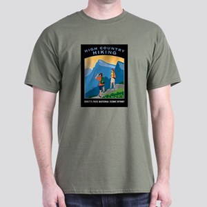 High Country Hiking - Dark T-Shirt