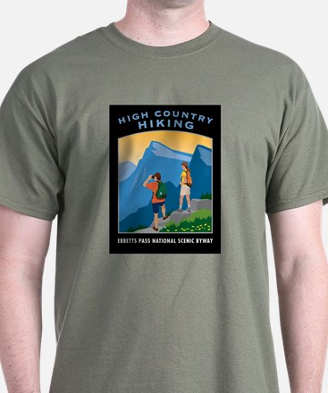 High Country Hiking - T-Shirt