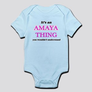 It's an Amaya thing, you wouldn' Body Suit