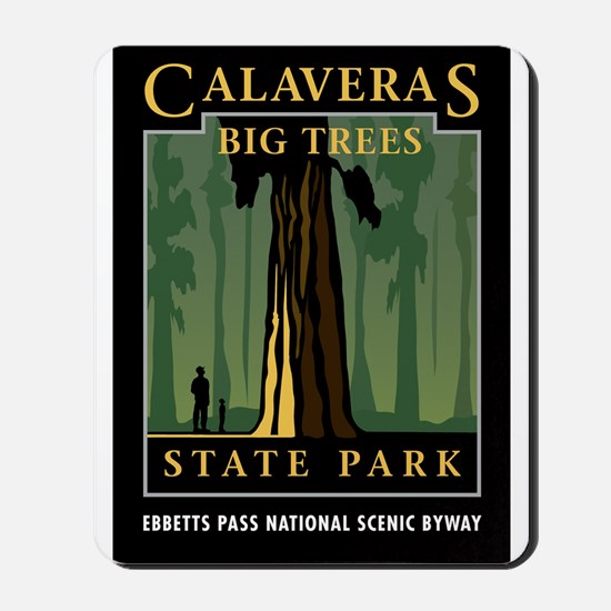 Calaveras Big Trees - Mousepad