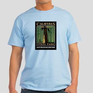 Calaveras Big Trees - Light T-Shirt