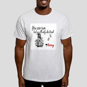 You can Run Light T-Shirt