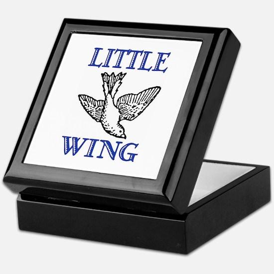 LITTLE WING Keepsake Box
