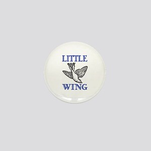 LITTLE WING Mini Button