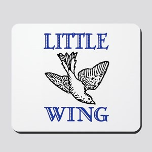 LITTLE WING Mousepad