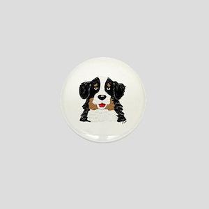 Bernese Mt. Dog Mini Button
