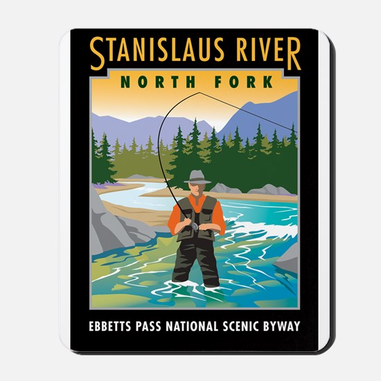 Stanislaus River - Mousepad