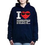 I Love Manhattan Beach Sweatshirt