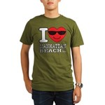 I Love Manhattan Beach T-Shirt