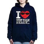 I Love West Palm Beach Sweatshirt