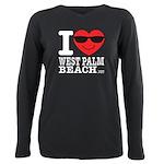 I Love West Palm Beach T-Shirt