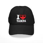 I Love Tampa Baseball Hat