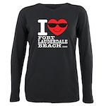 I Love Fort Lauderdale Beach T-Shirt