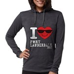 I Love Fort Lauderdale Long Sleeve T-Shirt