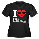 I Love Fort Lauderdale Plus Size T-Shirt