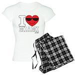 I Love Miami Pajamas