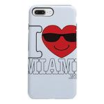I Love Miami iPhone 8/7 Plus Tough Case