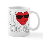 I Love Miami Mugs