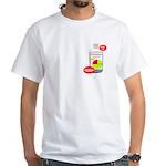 Dietitian in a Bottle White T-Shirt