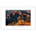 The Grand Canyon Large Poster