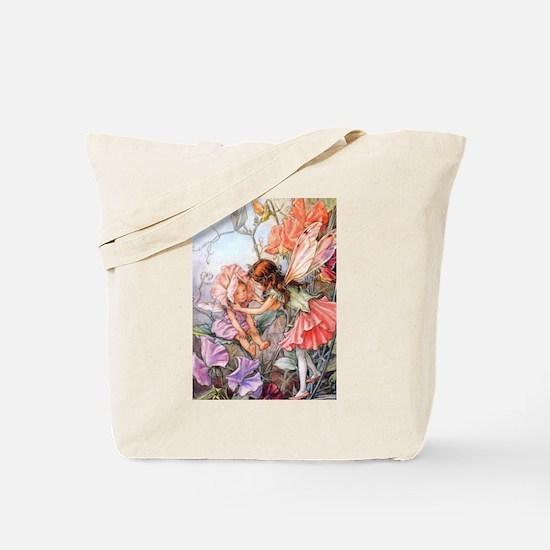 SWEET PEA FAIRY II Tote Bag