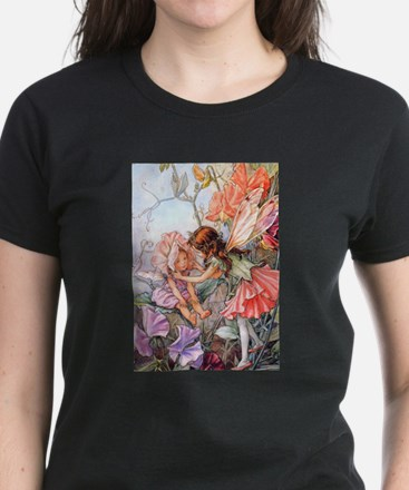 SWEET PEA FAIRY II Women's Dark T-Shirt